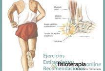 La tenedinitis o tendinosis de Aquiles, que es, como se produce y unas útiles herramientas para tratarla