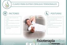 Aprende como sentarte, tumbarte y moverte para evitar o mejorar tus dolores de cabeza o cefaleas