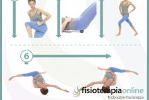 9 ejercicios, estiramientos y automasajes para la tendinitis de la fascia lata