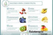 El poder curativo de la fruta
