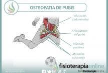 Entendiendo la osteopatía de pubis o pubalgia del futbolista