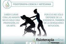 Fisioterapia ciencia y artesania