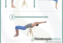 4 estiramientos para tu espalda y piernas en 5 minutos