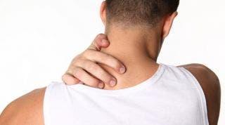 Hernia discal cervical izquierda. Tratamiento.