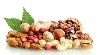 Osteoporosis, leche, alimentación y frutos secos