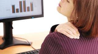 Trabajos y posturas que provocan cefaleas.