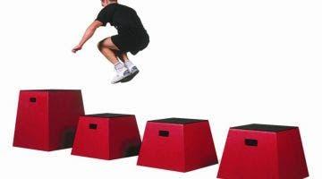 Los ejercicios pliométricos en la prevención de lesiones.