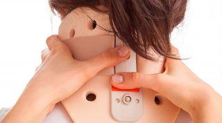 Esguince cervical ¿Se debe usar el collarín cervical?