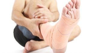 Cuatro consejos para curar bien un esguince de tobillo