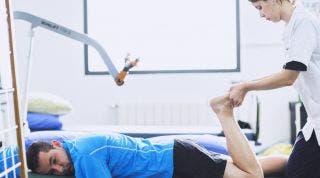 Tratamiento de Fisioterapia de las secuelas de los traumas craneoencefálicos