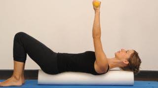 Método Pilates para la rectificación dorsal