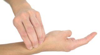 Tenosinovitis de Quervain. Causas, Síntomas y Tratamiento.