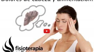 Dolores de cabeza, cefaleas o migrañas y alimentación, descubre cómo se relacionan