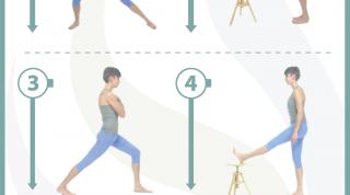 5 estiramientos para realizar antes del ejercicio