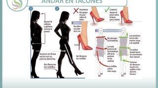Cómo caminar con tacones y sufrir menos lesiones (hallux valgus, fascitis plantar, neuroma de Morton)