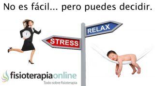 El estrés crónico puede causar múltiples enfermedades coronarias, cutáneas, menstruales, digestivas o  mentales. Elige el camino correcto