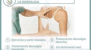 4 claves para entender y tratar la dorsalgia