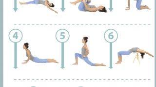 Aprende 8 útiles ejercicios para aliviar tus dolores de espalda.