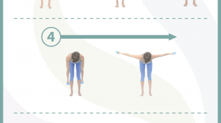 8 ejercicios para tonificar tus hombros con mancuernas