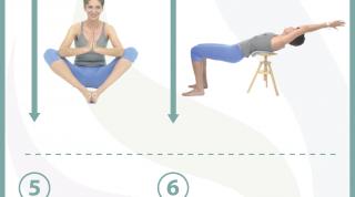 7 estiramientos, y ejercicios para la lumbalgia o dolor lumbar bajo