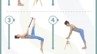 5 estiramientos para tu espalda y piernas en 20 minutos