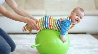 Fisioterapia en estimulación temprana
