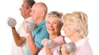 Ejercicio físico en adultos mayores