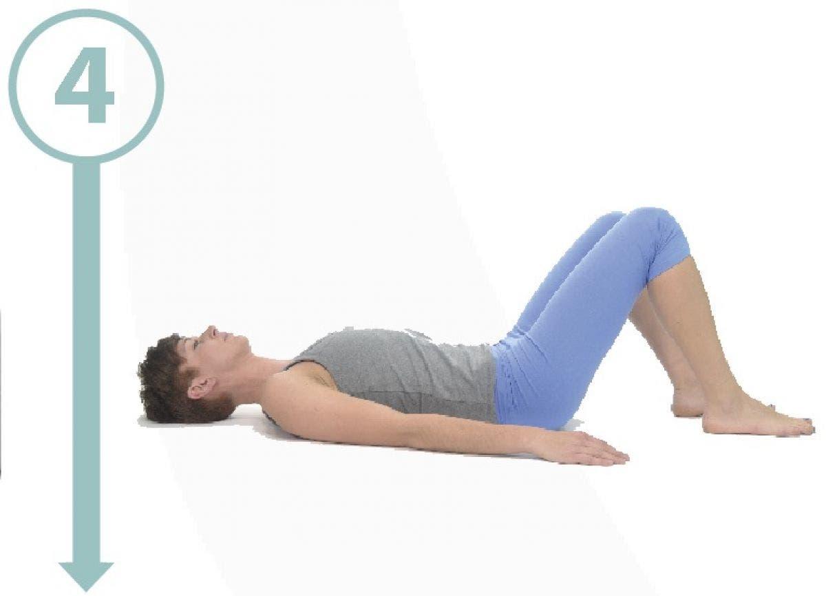 ejercicio de respiraci'on abdominal