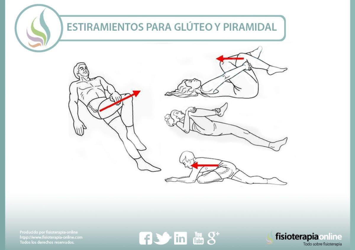 Combate tu dolor lumbar o lumbalgia estirando los glúteos y el músculo  piramidal 7e9117b1b82e