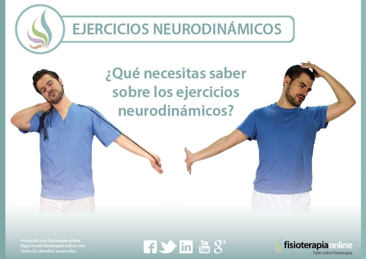 Descubre qué son y para qué sirven los ejercicios neurodinámicos o la movilización del sistema nervioso