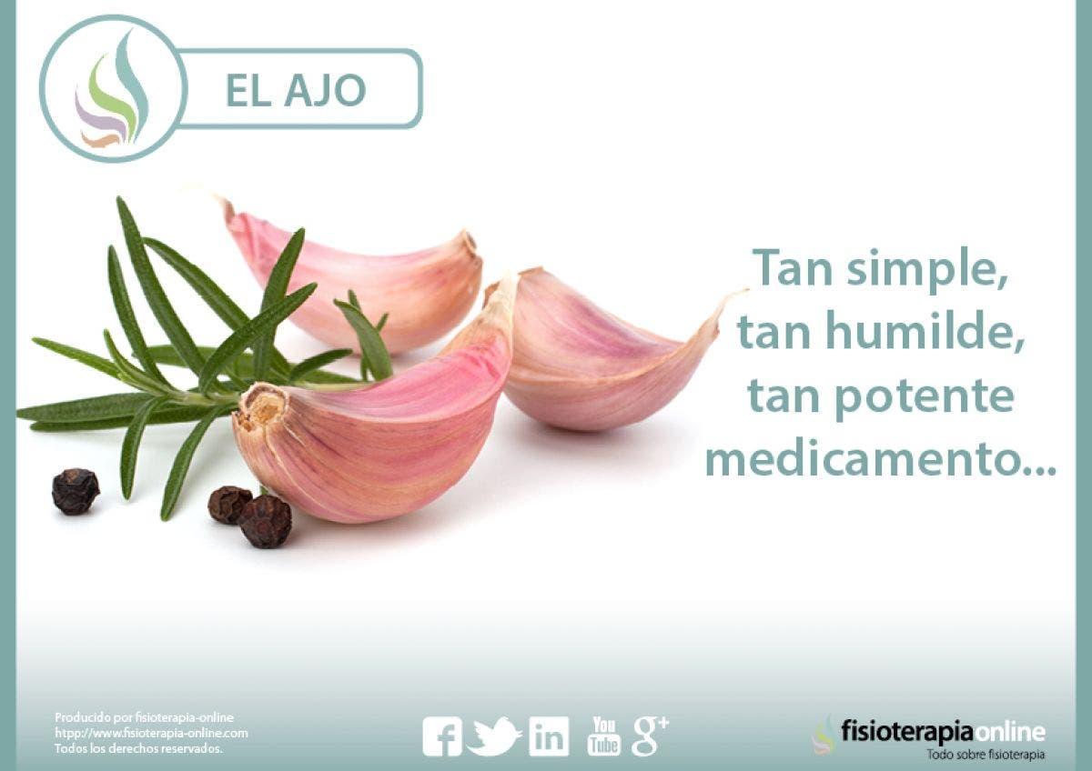El ajo. Una poderosa medicina para tu salud