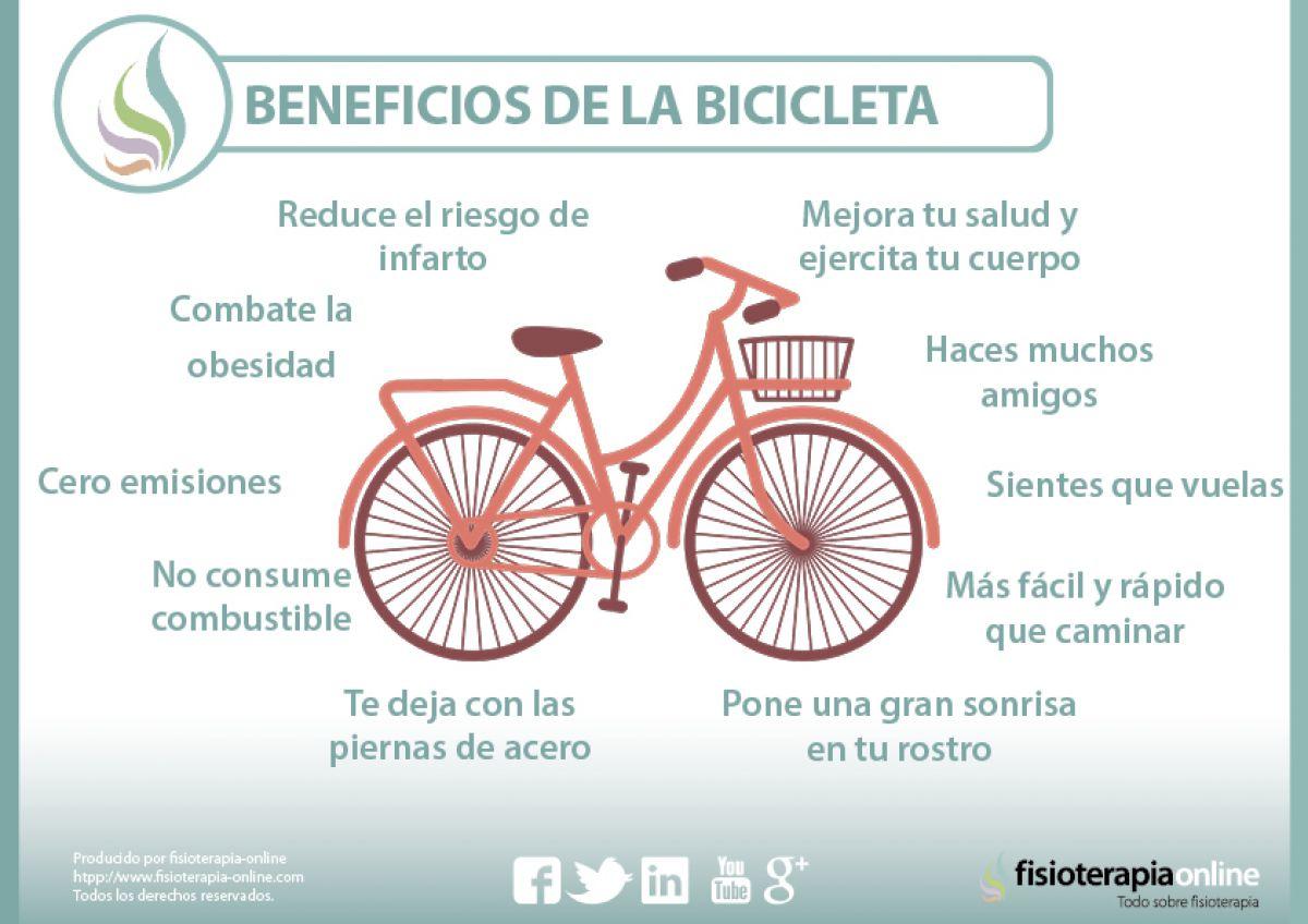 Las bicicletas son para todo el año