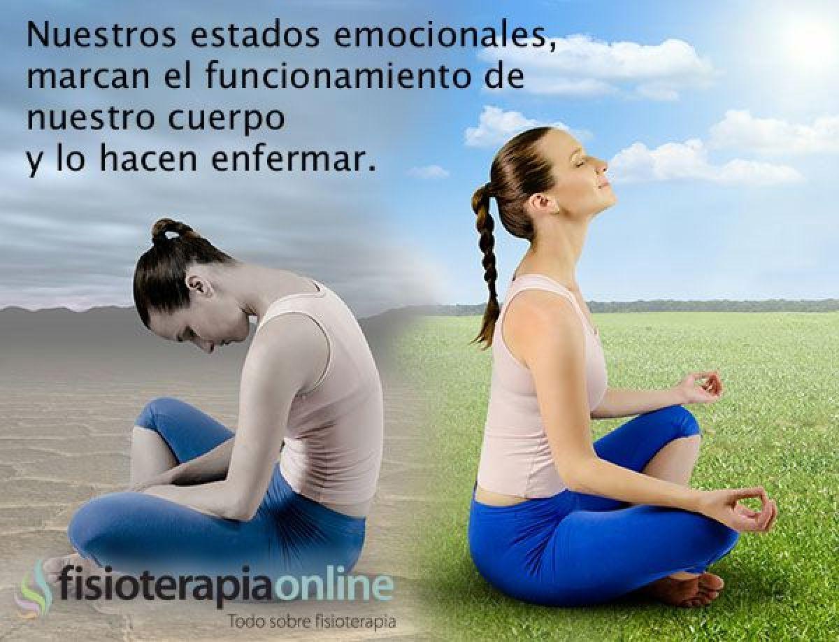 Cuerpo y mente no se pueden separar, tu dolor y tus emociones tampoco