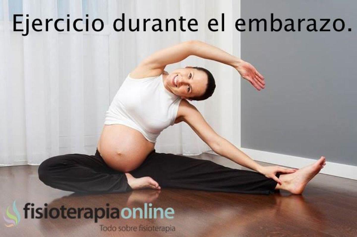 Embarazada no quiere decir parada, aprende qué ejercicios puedes hacer