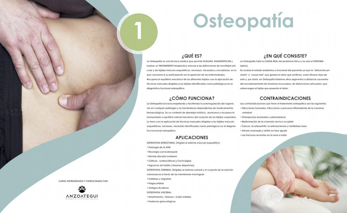 Osteopatía. Estructural, visceral y craneal. Toda una visión del cuerpo