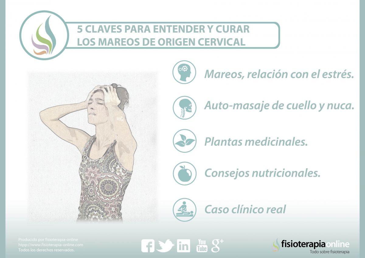 5 claves para entender y curar los mareos de origen cervical