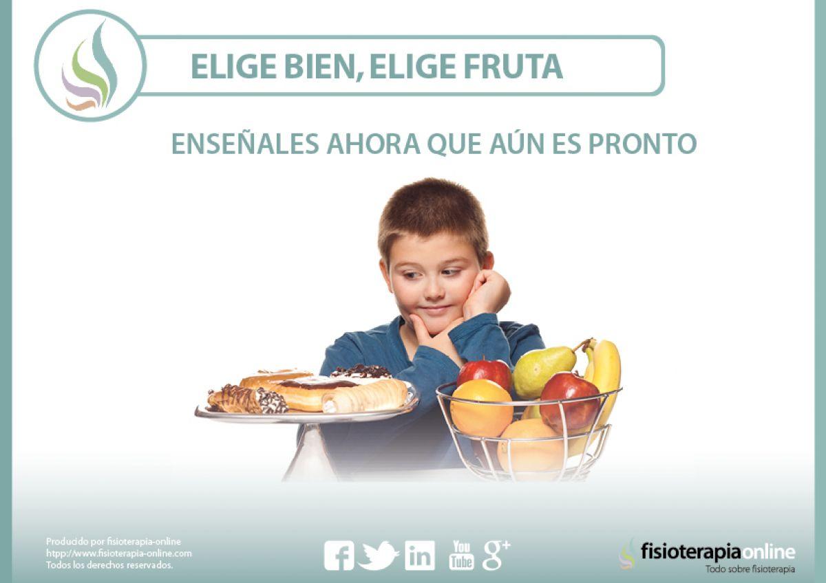 Elige bien, elige fruta
