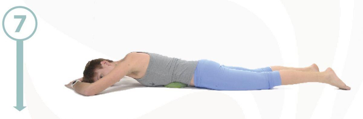 masaje de vientre para respirar mejor