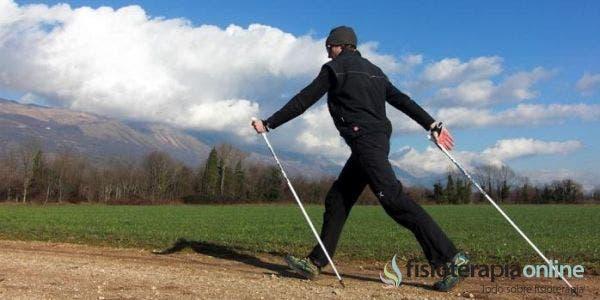 Nordic walking o marcha nórdica. Qué es, orígen, beneficios y cómo practicarla