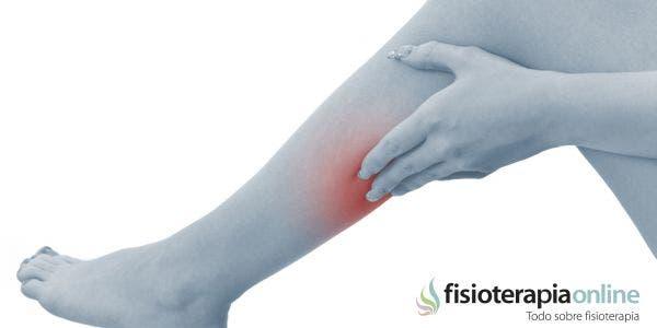 Tratamiento y recuperación de un desgarro muscular o rotura de fibras