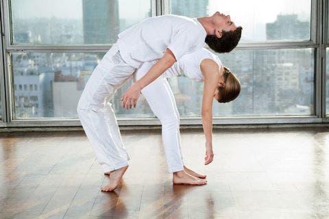 Ejercicio terapéutico para la espalda