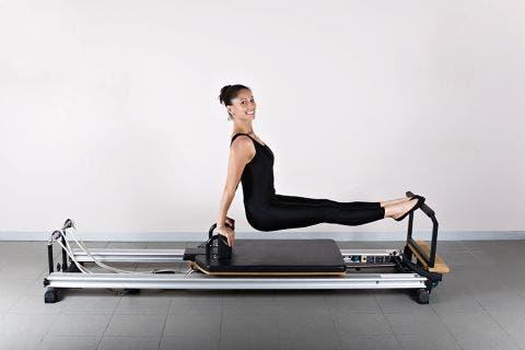 Ejercicios de pilates terapéutico