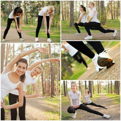 vídeos de estiramientos, elongaciones flexibilidad muscular