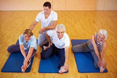 fisioterapia geriátrica, 3º edad o del anciano