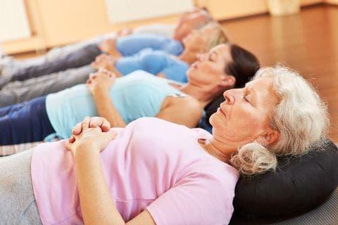 Fisioterapia y técnicas o métodos de relajación