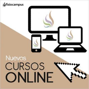 Banner Cursos Online de FisioCampus