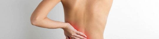 Contracturas musculares de espalda