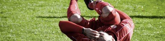 Otras lesiones del deportista