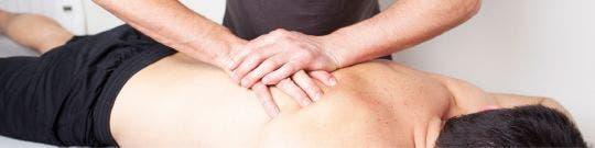 Otras lesiones de dorsales