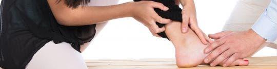 Otras lesiones de pie y tobillo